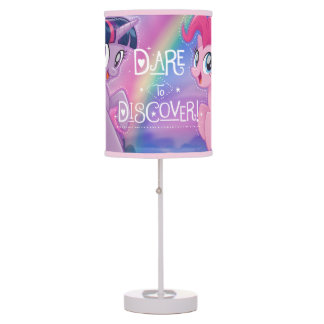 My Little Pony | Twilight and Pinkie - Discover Table Lamp