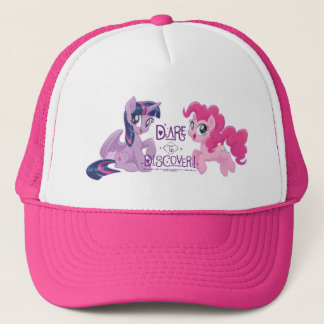 My Little Pony | Twilight and Pinkie - Discover Trucker Hat