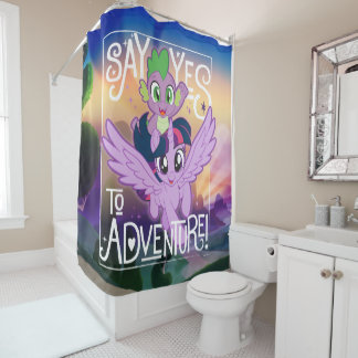 My Little Pony | Twilight and Spike - Adventure