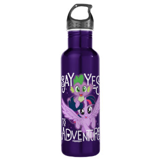 My Little Pony | Twilight and Spike - Adventure 710 Ml Water Bottle
