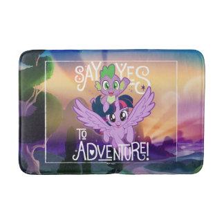 My Little Pony | Twilight and Spike - Adventure Bath Mat