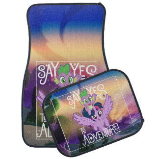 My Little Pony | Twilight and Spike - Adventure Car Mat