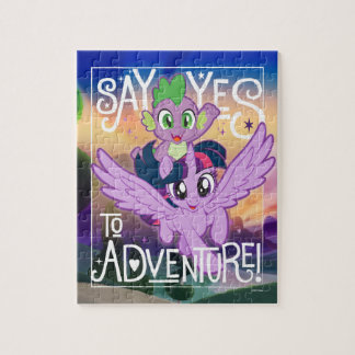 My Little Pony | Twilight and Spike - Adventure Jigsaw Puzzle
