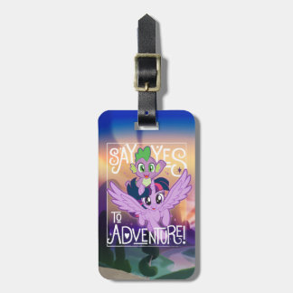 My Little Pony | Twilight and Spike - Adventure Luggage Tag