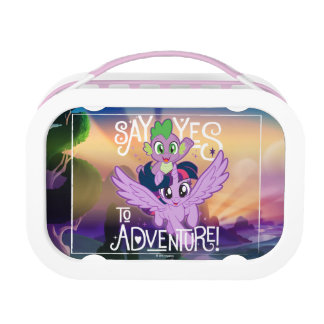My Little Pony | Twilight and Spike - Adventure Lunch Box