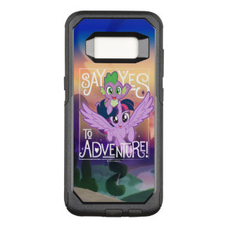 My Little Pony | Twilight and Spike - Adventure OtterBox Commuter Samsung Galaxy S8 Case
