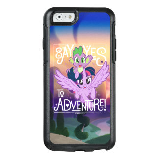 My Little Pony | Twilight and Spike - Adventure OtterBox iPhone 6/6s Case