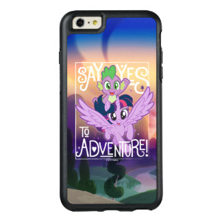 My Little Pony | Twilight and Spike - Adventure OtterBox iPhone 6/6s Plus Case