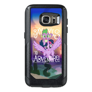 My Little Pony | Twilight and Spike - Adventure OtterBox Samsung Galaxy S7 Case