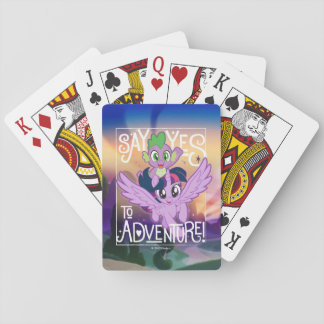 My Little Pony | Twilight and Spike - Adventure Playing Cards