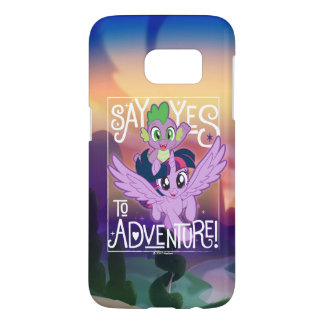 My Little Pony | Twilight and Spike - Adventure Samsung Galaxy S7 Case