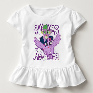 My Little Pony | Twilight and Spike - Adventure Toddler T-shirt