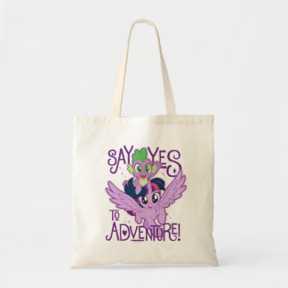 My Little Pony | Twilight and Spike - Adventure Tote Bag