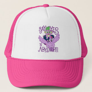 My Little Pony | Twilight and Spike - Adventure Trucker Hat