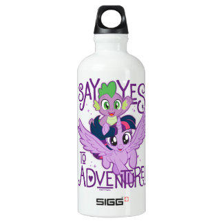 My Little Pony | Twilight and Spike - Adventure Water Bottle