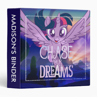 My Little Pony | Twilight - Chase Your Dreams Binders