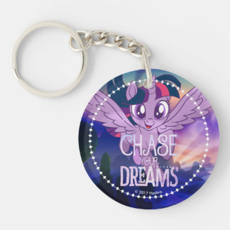 My Little Pony | Twilight - Chase Your Dreams Double-Sided Round Acrylic Keychain