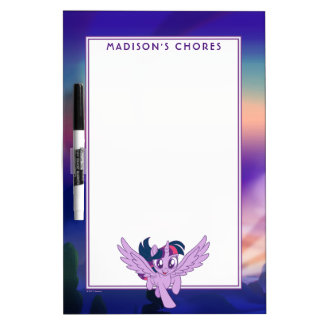 My Little Pony | Twilight - Chase Your Dreams Dry Erase Board