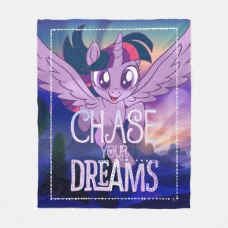 My Little Pony | Twilight - Chase Your Dreams Fleece Blanket