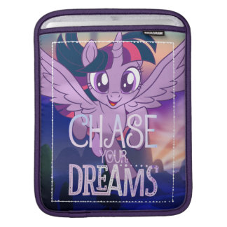 My Little Pony   Twilight - Chase Your Dreams iPad Sleeve