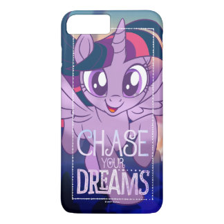 My Little Pony | Twilight - Chase Your Dreams iPhone 7 Plus Case