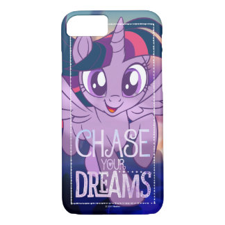 My Little Pony | Twilight - Chase Your Dreams iPhone 8/7 Case