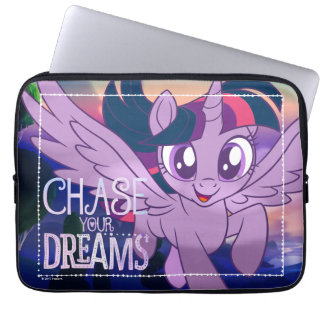 My Little Pony | Twilight - Chase Your Dreams Laptop Sleeve