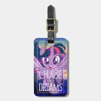 My Little Pony | Twilight - Chase Your Dreams Luggage Tag