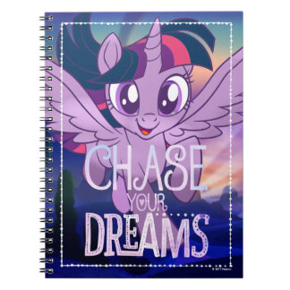 My Little Pony | Twilight - Chase Your Dreams Notebooks