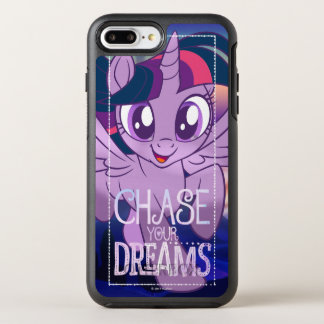 My Little Pony | Twilight - Chase Your Dreams OtterBox Symmetry iPhone 8 Plus/7 Plus Case