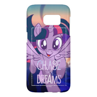 My Little Pony | Twilight - Chase Your Dreams Samsung Galaxy S7 Case