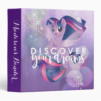 My Little Pony | Twilight - Discover Your Dreams 3 Ring Binder