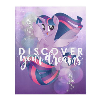 My Little Pony | Twilight - Discover Your Dreams Acrylic Print