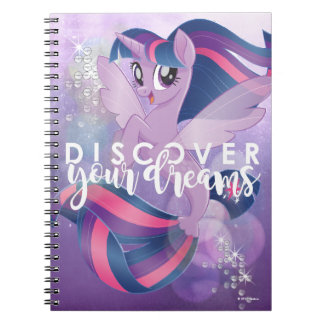 My Little Pony | Twilight - Discover Your Dreams Notebooks
