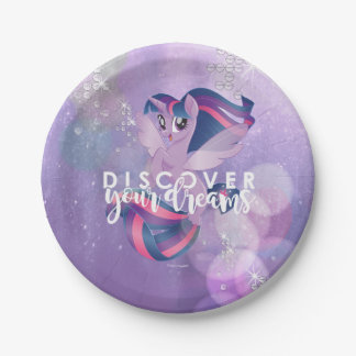 My Little Pony | Twilight - Discover Your Dreams Paper Plate
