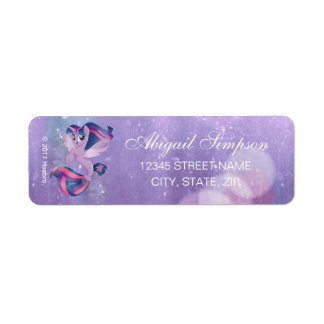 My Little Pony | Twilight - Discover Your Dreams Return Address Label