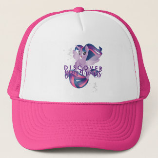 My Little Pony | Twilight - Discover Your Dreams Trucker Hat