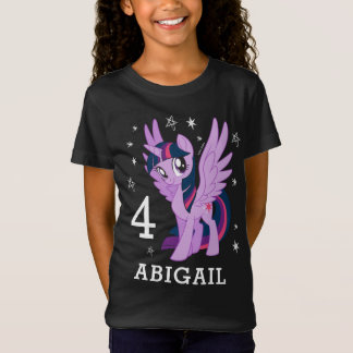 My Little Pony | Twilight Sparkle Birthday T-Shirt