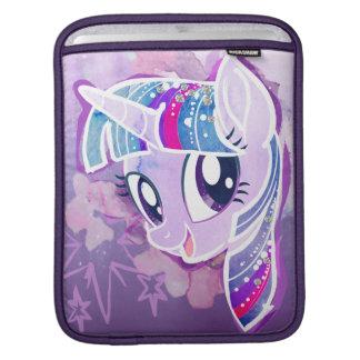 My Little Pony   Twilight Sparkle Watercolor iPad Sleeve