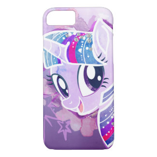 My Little Pony | Twilight Sparkle Watercolor iPhone 7 Case