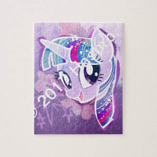 My Little Pony | Twilight Sparkle Watercolor Jigsaw Puzzle