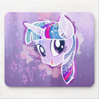 My Little Pony | Twilight Sparkle Watercolor Mouse Pad