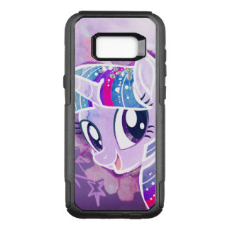 My Little Pony | Twilight Sparkle Watercolor OtterBox Commuter Samsung Galaxy S8+ Case