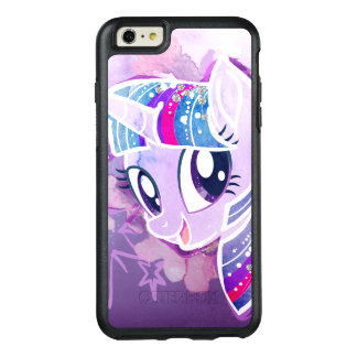 My Little Pony | Twilight Sparkle Watercolor OtterBox iPhone 6/6s Plus Case