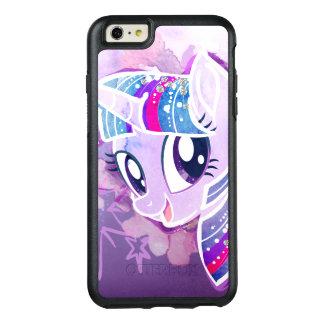 My Little Pony | Twilight Sparkle Watercolor OtterBox iPhone 6/6s Plus Case