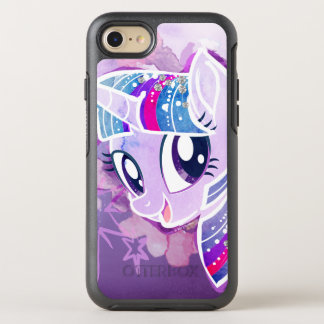 My Little Pony | Twilight Sparkle Watercolor OtterBox Symmetry iPhone 8/7 Case