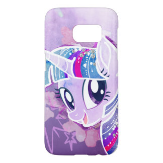 My Little Pony | Twilight Sparkle Watercolor Samsung Galaxy S7 Case