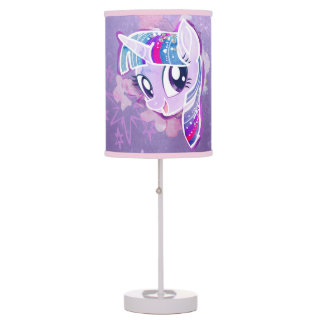 My Little Pony | Twilight Sparkle Watercolor Table Lamp