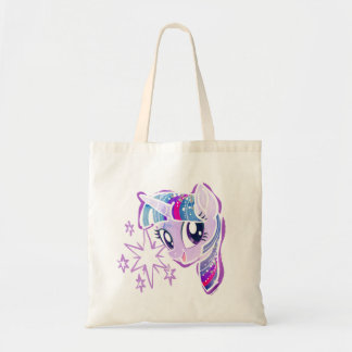 My Little Pony   Twilight Sparkle Watercolor Tote Bag