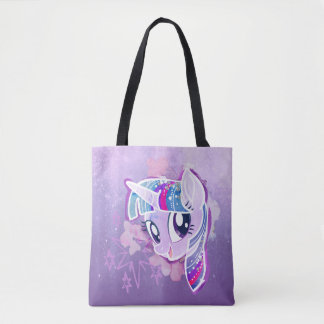 My Little Pony | Twilight Sparkle Watercolor Tote Bag
